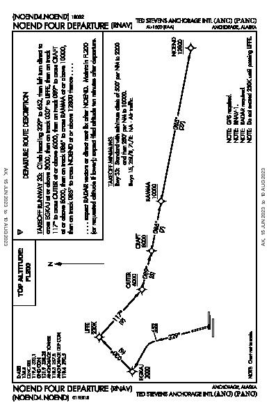 anchorage intl anchorage, ak (panc): noend four (rnav) (dp