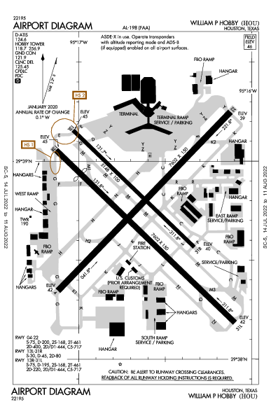 Khou Weather Map.Khou Airport Diagram Apd Flightaware