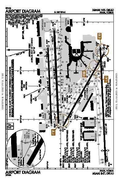 kmia airport diagram apd flightaware. Black Bedroom Furniture Sets. Home Design Ideas
